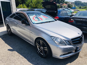 Mercedes E350 CDI Coupe Dizel