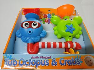Dječije igračke za kupanje