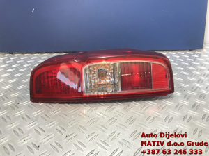 Štop DESNI Nissan Navara D40 2008