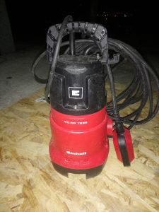 Potopna pumpa za vodu