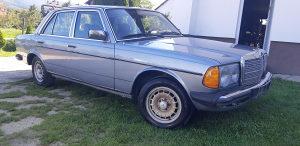 Mercedes 123 300d