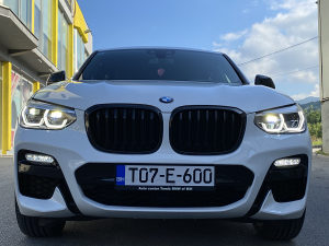 BMW X4 2.0 D 4X4 M-OPTIC 190KS