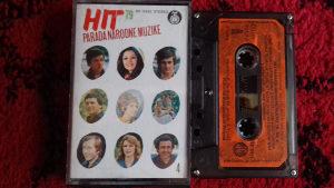 Audio kaseta HIT PARADA 1979.