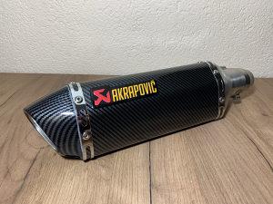 Akrapovic Auspuh slip on muffler za motor skuter