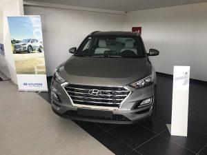 Hyundai Tucson 1.6 CRDI 2WD 6MT AKCIJA %