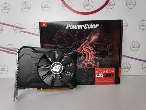 Graficka kartica PowerColor Red Dragon RX550 2GB OC
