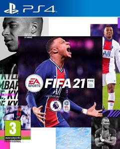 FIFA 21 (PS4) DIGITAL **AKCIJA** *BLACK FRIDAY**