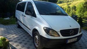 Mercedes Vito 2.2 dizel Registrovan PUTNICKI 7+1 Top
