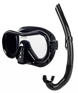 Maska i disaljka set za ronjenje Seac Giglio