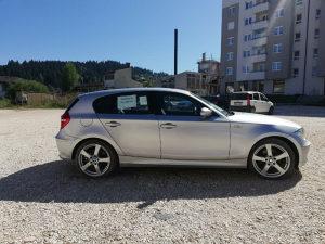 BMW 118d e87,veliki servis,set kvacila,mali servis...