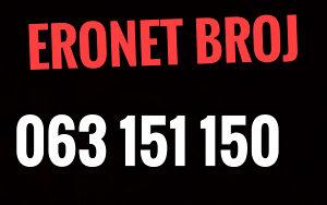 Eronet broj 063 151 150