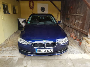 BMW 316d INDIVIDUALE SPORT black friday crni petak