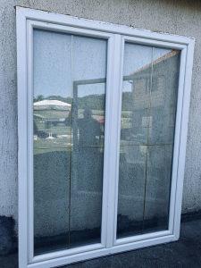Plastična balkonska vrata