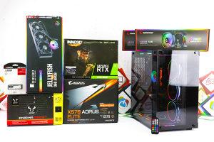 Gaming PC Panorama; R5 3600x; RTX 2060 super; SSD; 16GB