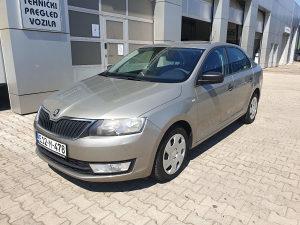 Škoda Rapid 1.6 TDI 105 ks