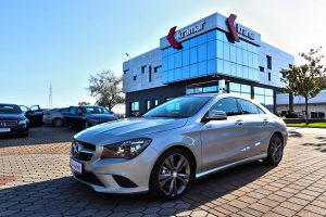 Mercedes CLA 200 2.2 CDI Sport Sensation EXCLUSIVE