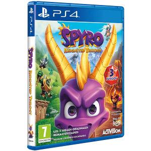 Spyro Trilogy Reignited (PlayStation 4 - PS4)