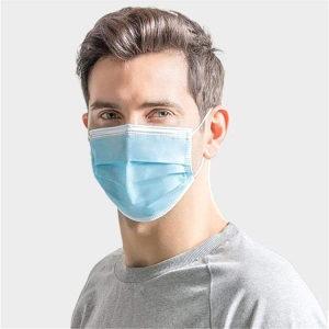 50 kom. Zaštitna maska za lice/ZAŠTITNE HIRURŠKE MASKE