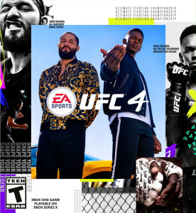 UFC 4 UFC4 PS4 - citaj detaljno