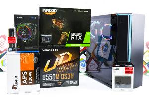 Gaming PC Renegade 7; R5 3600x; RTX 2060 Super; SSD