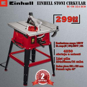 Einhell stoni cirkular TC-TS 254 ECO