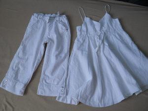 Haljina i hlačice ZARA