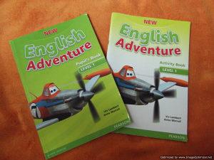 English ADVENTURE,Radna svesk,Activity Book,LEVEL 1