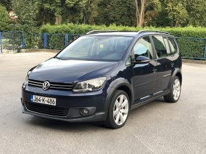 Volkswagen Touran 2.0 CROSS DSG 2012. 7 SJEDISTA