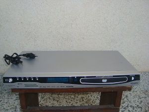 DVD player Quadro