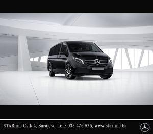 Mercedes-Benz V Class V 300d