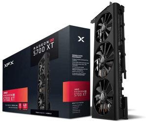 XFX Triple RX 5700 XT 5700XT 8GB GDDR6 Novo!!!