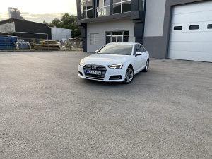 Audi A4 B9 S-line