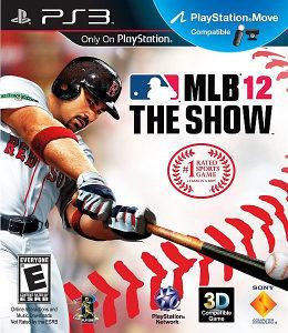 MLB 12  The Show  (PS3) Baseball