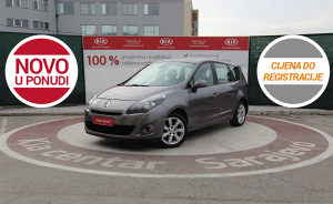 RENAULT SCENIC 1.9 DCI M/T, ID: 030