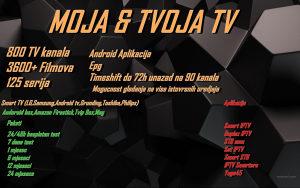 Moja&Tvoja (legalno sigurno i odgovrno) IPTV