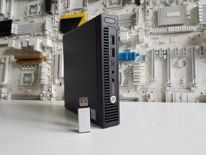 Mini PC HP EliteDesk 800 G2 Mini Core I5 6500T 8GB RAM