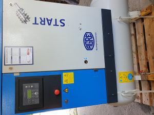 Polovni vijčani kompresor Agre 7,5kW na 270l boci