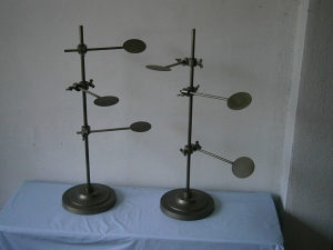FRIDAY 'ČUN-ČUNETE' - metalne, kvalitetne, par - 2 kom.