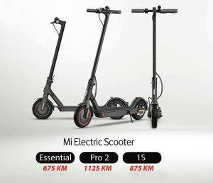 XIAOMI MI ELECTRIC SCOOTER 1S 1 S *NOVO*