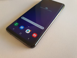 Samsung Galaxy S9 Plus full pack