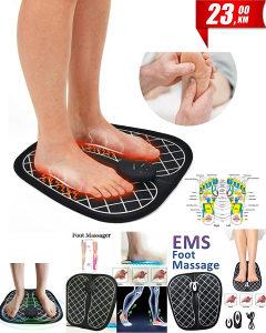 EMS masažer za stopala
