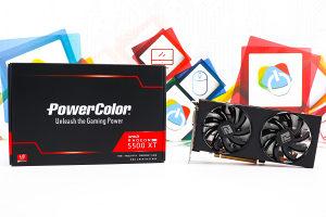 Grafička kartica RX 5500 XT 8GB GDDR6 PowerColor