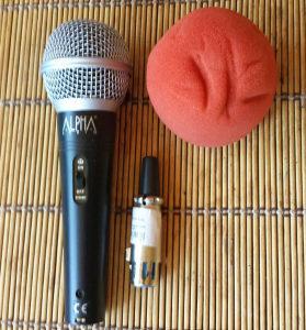 Mikrofon Alpha - audio