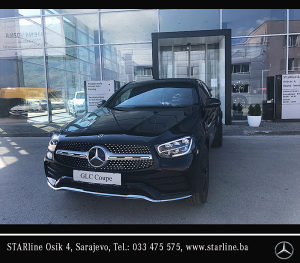 Mercedes-Benz GLC 220 d 4 MATIC Coupe