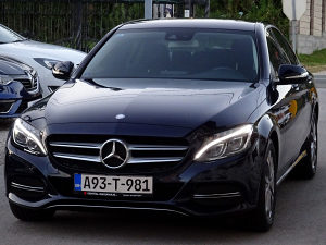 Mercedes-benz C 180 cdi FUL LED XENON REGISTROVAN