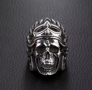Prsten lobanja