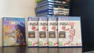 NBA 2K21 (PS4 / Playstation 4)