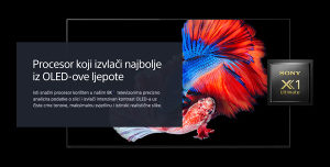 """Sony OLED 4K 65"""" A8 UHD 65A8 TV KD65A8BAEP Android"""