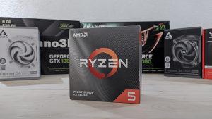 Na stanju! AMD Ryzen 5 3600 3.60GHz BOX Stealth Cooler