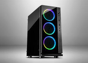 W-III RGB RX 5700 XT 8GB Gamer: Ryzen 3600 12x3.6-4.2GHz